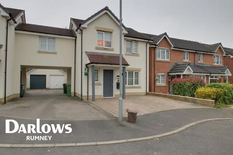 4 bedroom detached house for sale - Salvia Close, St Mellons, Cardiff