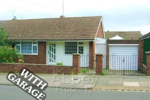 2 bedroom semi-detached bungalow to rent - Stanton Road - L&D Area - LU4 0BJ