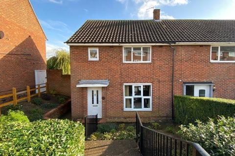 3 bedroom end of terrace house for sale - Charnwood Drive, Melton Mowbray