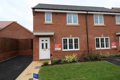 3 bedroom semi-detached house to rent - Dudley Drive, Littleover, Derby