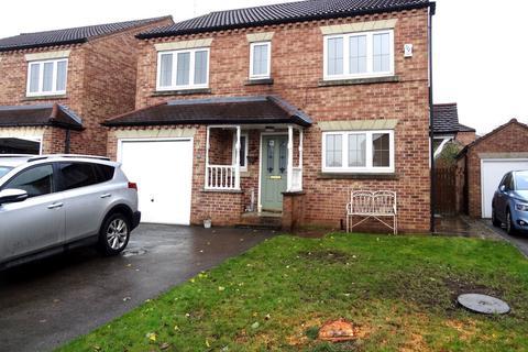 4 bedroom detached house to rent - St Quintin Field, Nafferton