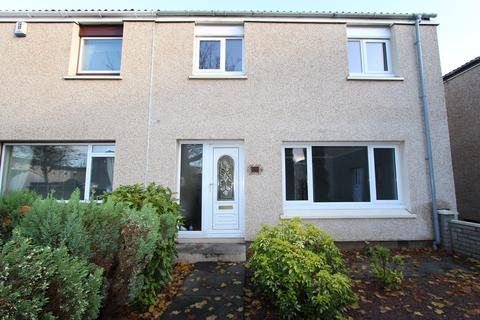 4 bedroom end of terrace house to rent - 27 Kinnis Court, Dunfermline KY11 4XH