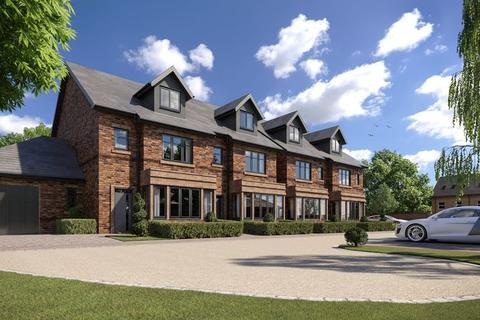 4 bedroom semi-detached house for sale - The Pavilion, Church Walk, Altrincham
