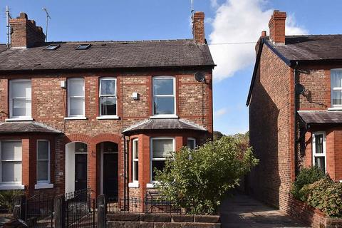 3 bedroom end of terrace house for sale - York Road, Bowdon