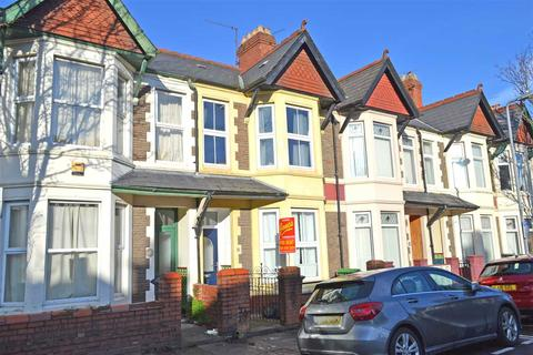 4 bedroom terraced house to rent - CANADA ROAD, HEATH/GABALFA, CARDIFF