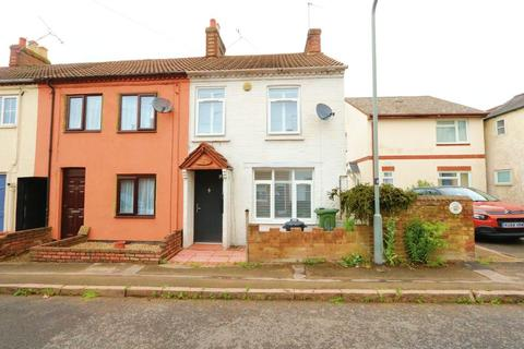 3 bedroom end of terrace house for sale - Napier Street, Bletchley
