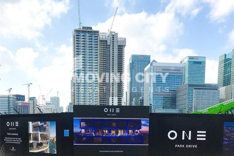 1 bedroom apartment for sale - 10 Park Driv, Canary Wharf, London, E14