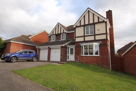 5 bedroom detached house for sale - Heol Pearetree, Rhoose