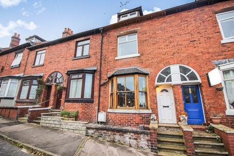 3 bedroom terraced house for sale - Cruso Street, Leek, Staffordshire, ST13