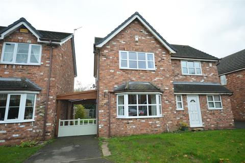 2 bedroom semi-detached house for sale - The Paddock, Hassall Green, Sandbach