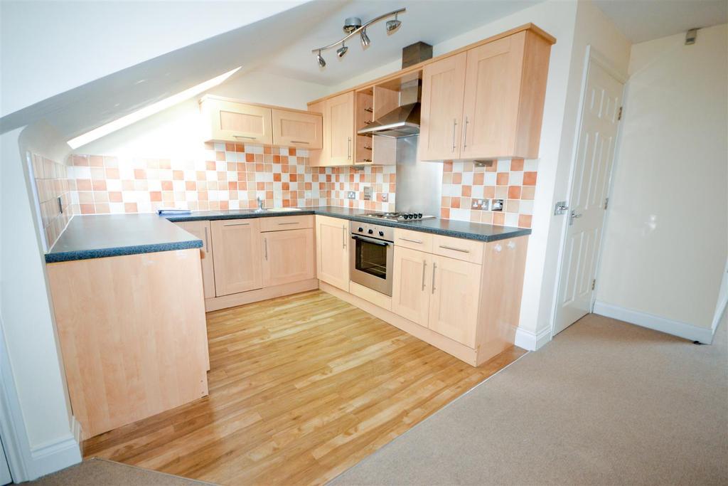 Open Plan Kitchen/Living Space