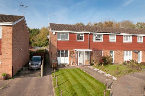 3 bedroom end of terrace house for sale - Birch Close, Matfield, Tonbridge