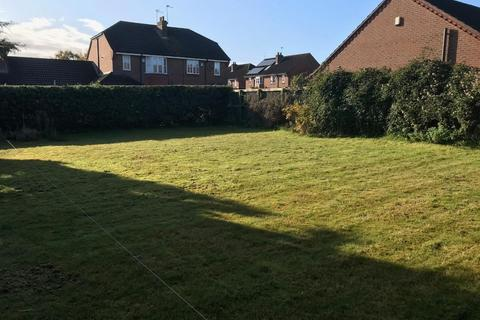 Plot for sale - Main Street, Sutton On Derwent, York