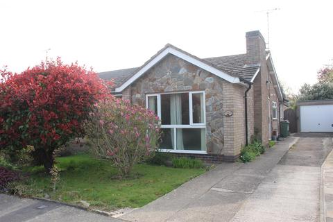 2 bedroom semi-detached bungalow to rent - Ridley Close, Blaby, Leicester