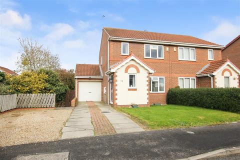 3 bedroom semi-detached house for sale - Abbotsfield Way, Faverdale, Darlington