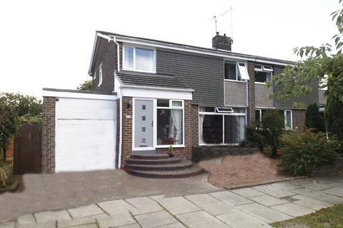 3 bedroom semi-detached house to rent - Abbey Meadows, Morpeth