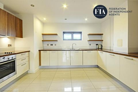 2 bedroom apartment to rent - Anthony Court, Factory Quarter, Acton