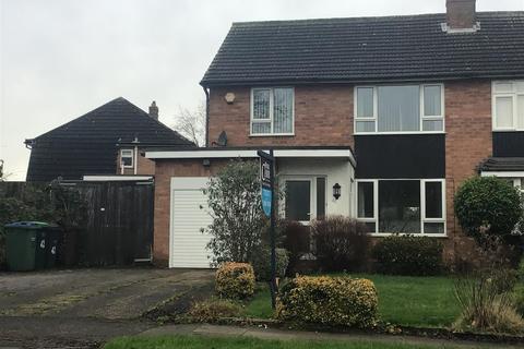 3 bedroom semi-detached house to rent - Whitecrest, Great Barr, Birmingham, B43 6EG