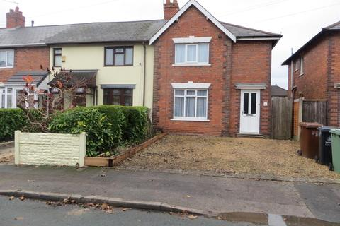 2 bedroom terraced house to rent - 12 Bryan Road, Walsall, West Midlands, WS2 9DW