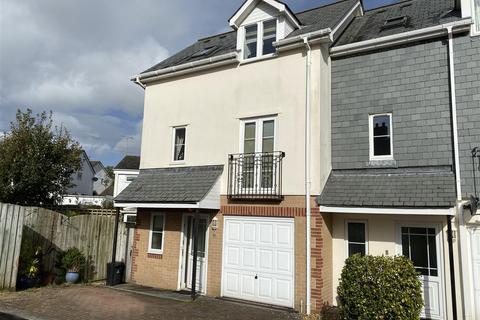 2 bedroom semi-detached house for sale - The Square, Grampound Road, Truro