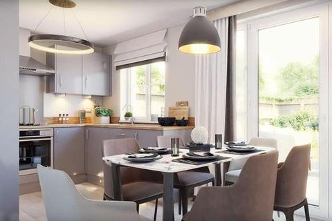 Barratt Homes - Abbey View - Plot 153, HELENSBURGH at Weirs Wynd, Barochan Road, Brookfield, JOHNSTONE PA6