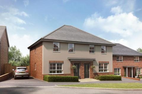 3 bedroom semi-detached house for sale - Plot 81, Maidstone at Chapel Gate, Upper Chapel, Launceston, LAUNCESTON PL15