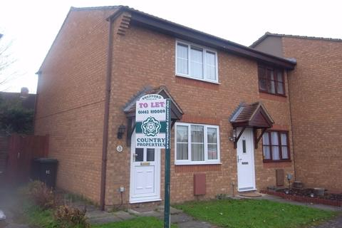 2 bedroom terraced house to rent - Upperstone Close, Stotfold, SG5