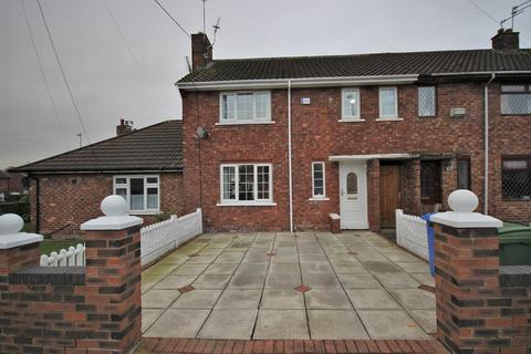 3 bedroom terraced house for sale - Coronet Way, Widnes, WA8