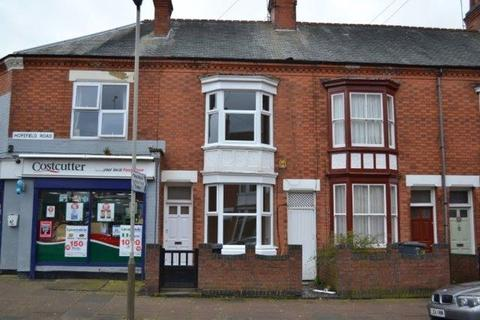 2 bedroom terraced house to rent - Hopefield Road, West End, Leicester, LE3 2BJ