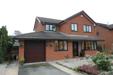 4 bedroom detached house for sale - The Rowans, Broughton, CH4