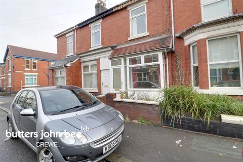 3 bedroom terraced house for sale - Walthall Street, Crewe