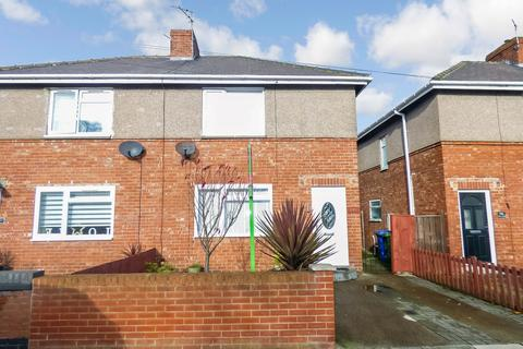 2 bedroom semi-detached house to rent - Plessey Road, Blyth, Northumberland, NE24 3RD