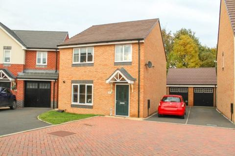4 bedroom detached house for sale - 17 Palisade Close, Newport, Shropshire, TF10 7FQ