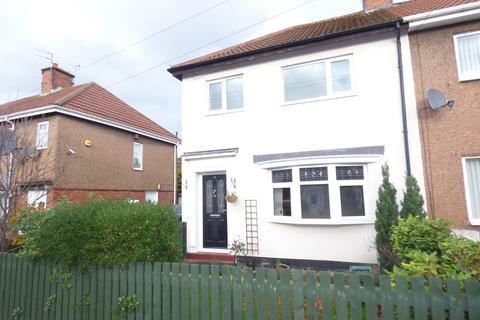 3 bedroom semi-detached house to rent - Queens Gardens, Cowpen, Blyth, Northumberland, NE24 5HQ