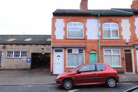 2 bedroom terraced house to rent - Kingston Road, Leicester, Leicestershire, LE2