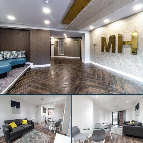 1 bedroom flat for sale - Madison House, Wrentham Street, Digbeth, Birmingham City Centre, B5