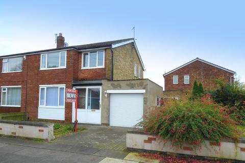 3 bedroom semi-detached house for sale - Scott Drive, Norton, TS20