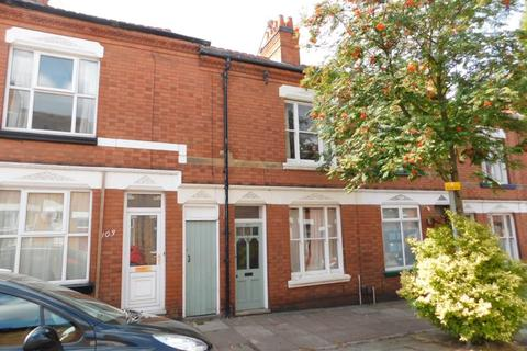 4 bedroom terraced house to rent - Hartopp Road, Leicester LE2 1WG
