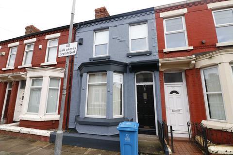 3 bedroom house to rent - Halsbury Road, Liverpool