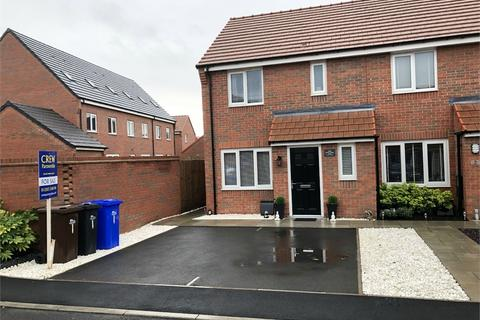 3 bedroom semi-detached house for sale - Malin Close, Stretton, Burton-on-Trent, Staffordshire