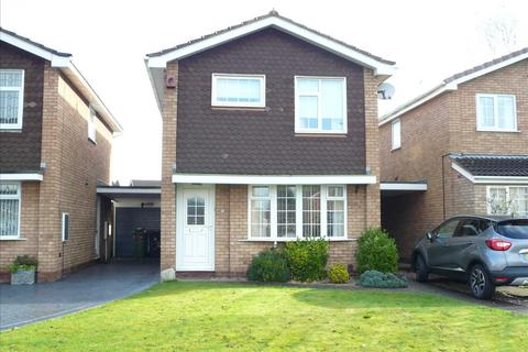 3 bedroom detached house for sale - WESTERING PARKWAY,Wolverhampton, Wolverhampton