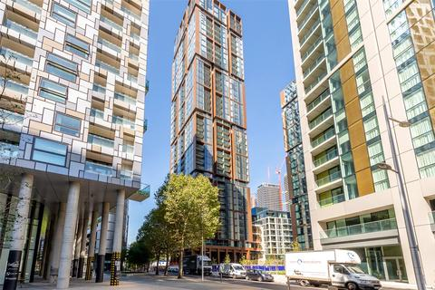 2 bedroom apartment for sale - Maine Tower, Harbour Central, Canary Wharf, London, E14