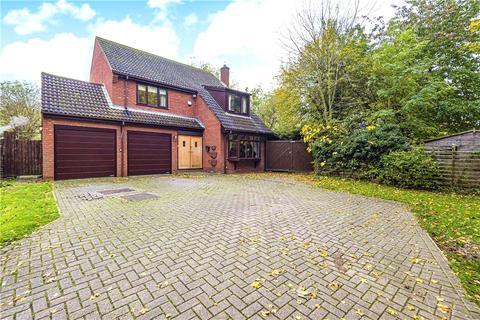 4 bedroom detached house for sale - Harvard Close, Giffard Park, Milton Keynes, Buckinghamshire
