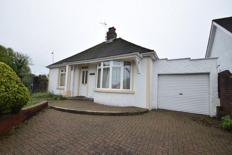 2 bedroom detached bungalow for sale - Chez Nous Bungalow, 16 Hernston Lane, Bridgend, Bridgend County Borough, CF31 3DP