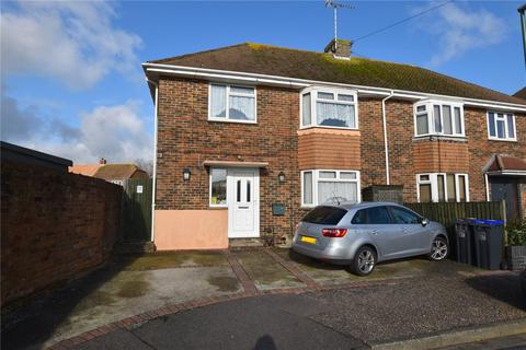3 bedroom semi-detached house for sale - Blacksmiths Crescent, Sompting, West Sussex, BN15