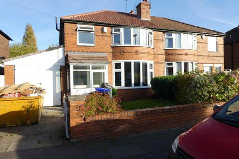 5 bedroom semi-detached house to rent - St. Chads Road, Withington