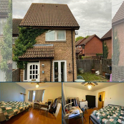 1 bedroom semi-detached house to rent - RYELAND CLOSE , WEST DRAYTON, UXBRIDGE, LONDON UB7