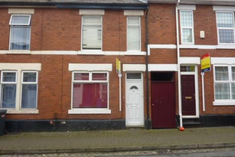 4 bedroom house share to rent - Wolfa Street, Derby DE22 3SE