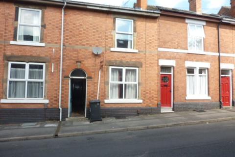 4 bedroom house share to rent - Longford Street, Derby DE22 1GJ