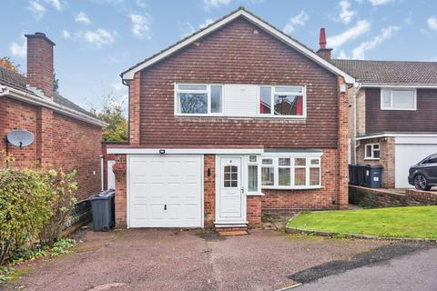 4 bedroom detached house for sale - Gresley Close, Sutton Coldfield